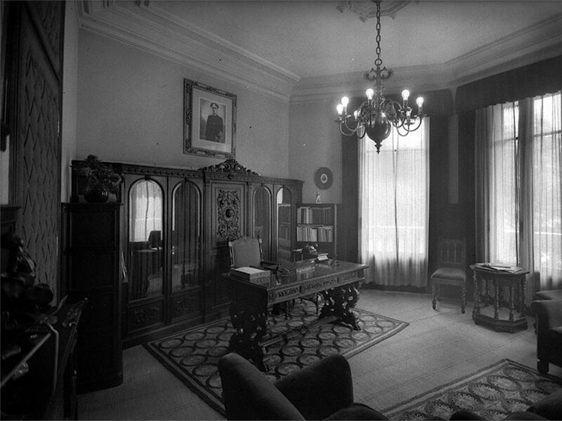 Despatx. 1945-1955. Brangulí (fotògrafs). Arxiu Nacional de Catalunya