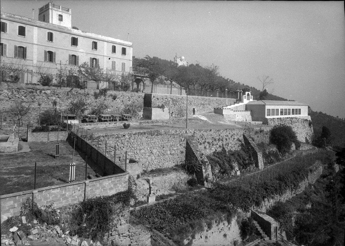 Edificis i terrenys. 1958. Brangulí (fotògrafs). Arxiu Nacional de Catalunya